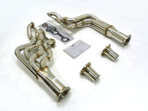 obx header manifold for 64 65 66 67 68 69 70 71 72 pontiac 1964 gto