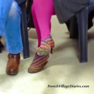 French Village Diaries style fashion shoes women life France