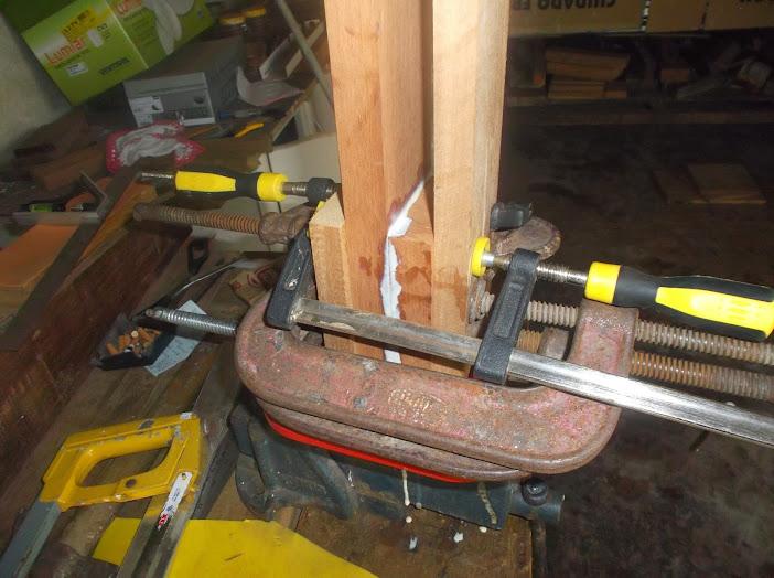 Construção inspirada Les Paul Custom, meu 1º projeto com braço colado (finalizado e com áudio) DSCF0523
