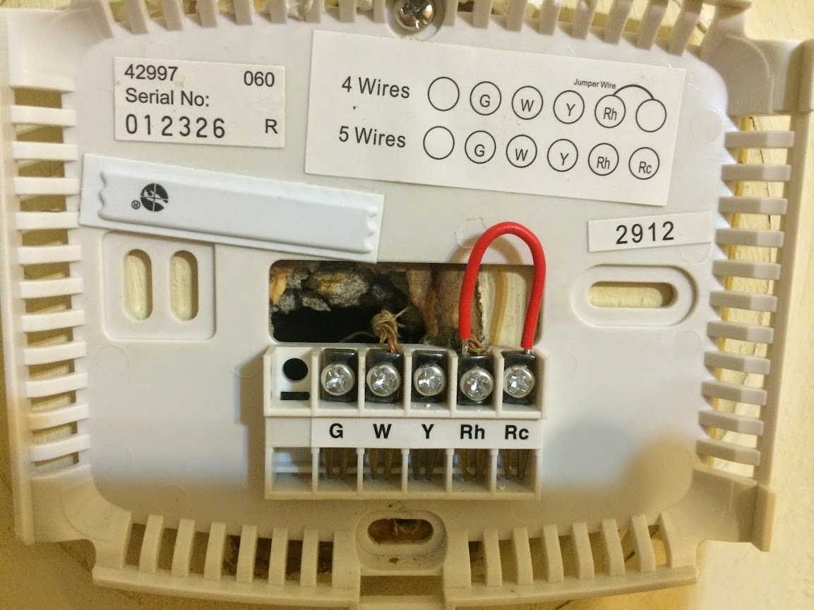 Smarthome Forum Old Heater2 Wire Honeywell To Insteon Thermostat Wiring Up A