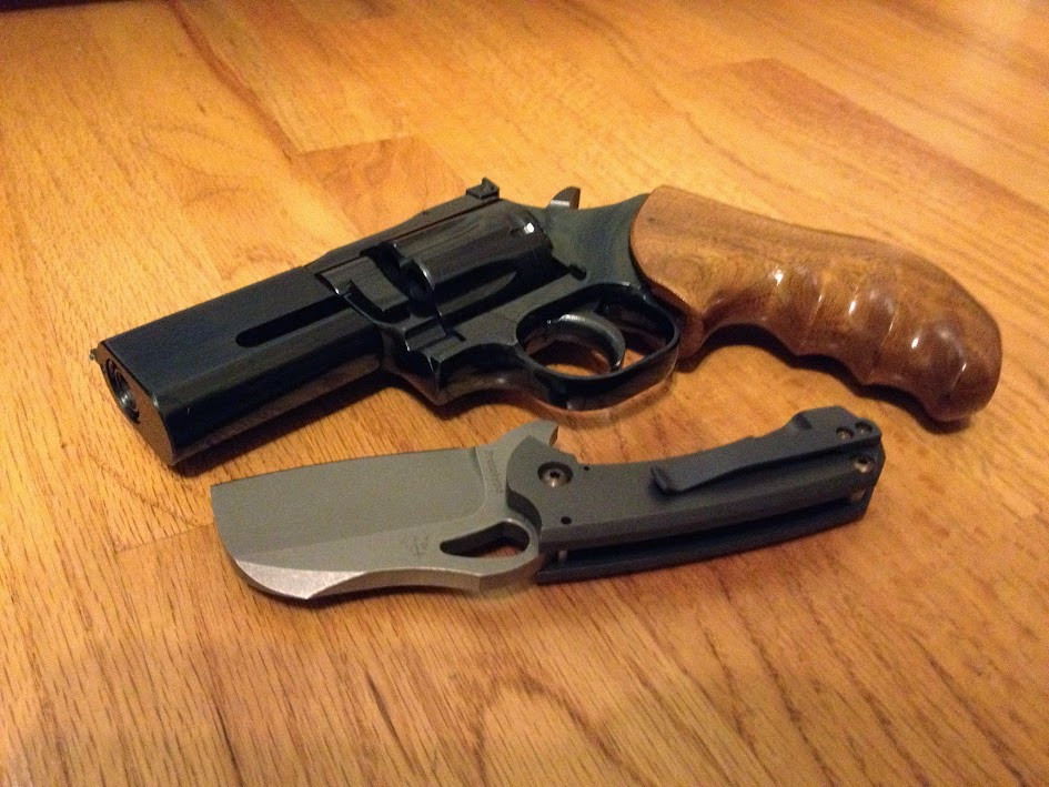 Futuristic looking revolvers? - Calguns.net