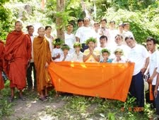Invoking The Buddha To Protect The Forests Image