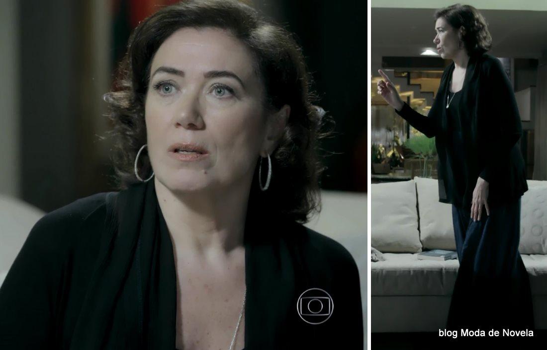 moda da novela Império, look da Maria Marta dia 3 de novembro