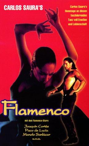 Flamenco, una película dirigida por Carlos Saura