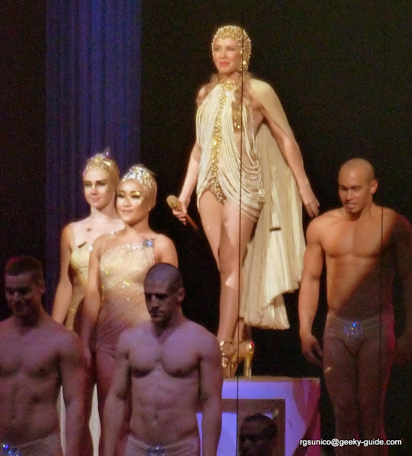 Kylie Minogue Aphrodite Live Manila