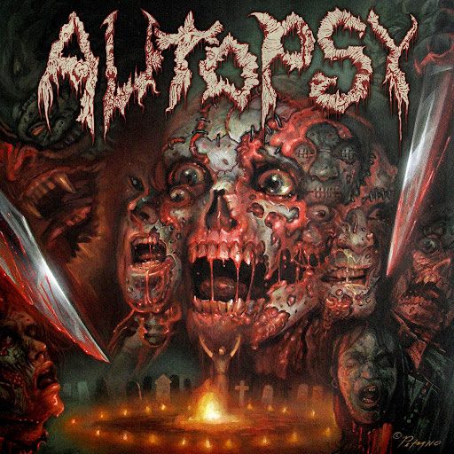Autopsy - The Headless Ritual (2013)