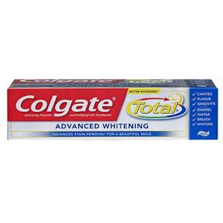 Kem đánh răng xách tay từ Mỹ Colgate Total Whitening