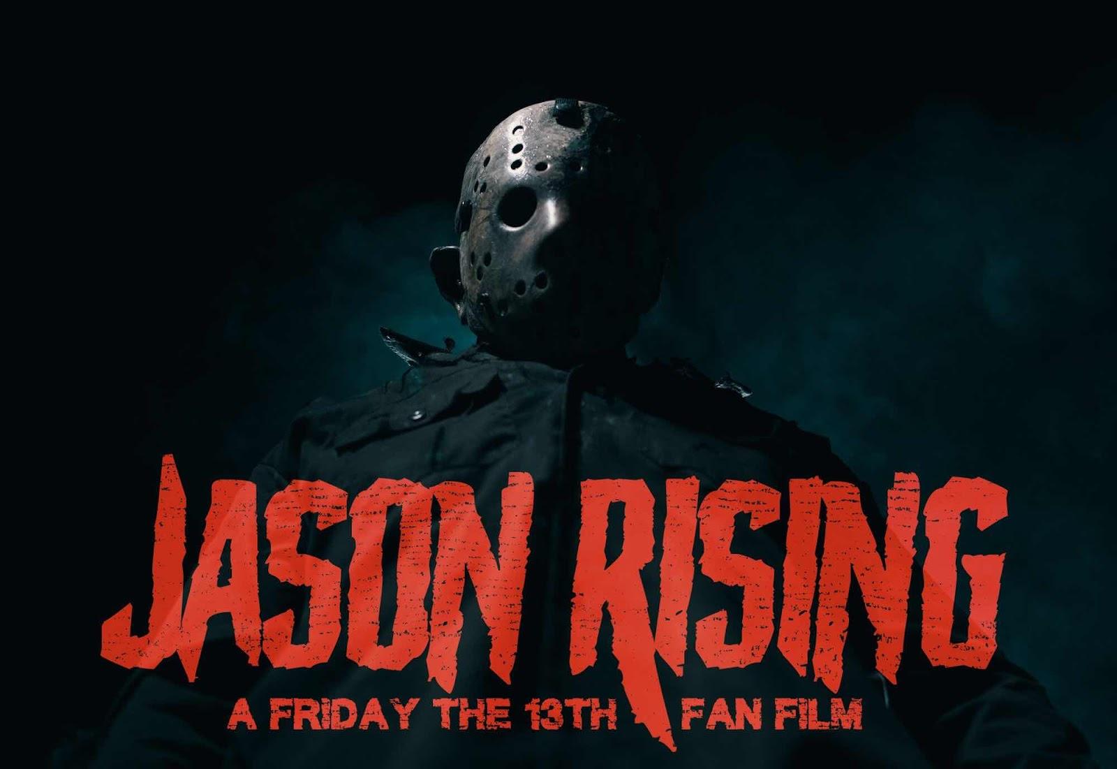 """Conoce el tráiler de """"Jason Rising"""", el brutal regreso de Jason Voorhees al cine de terror (Fan Film)"""