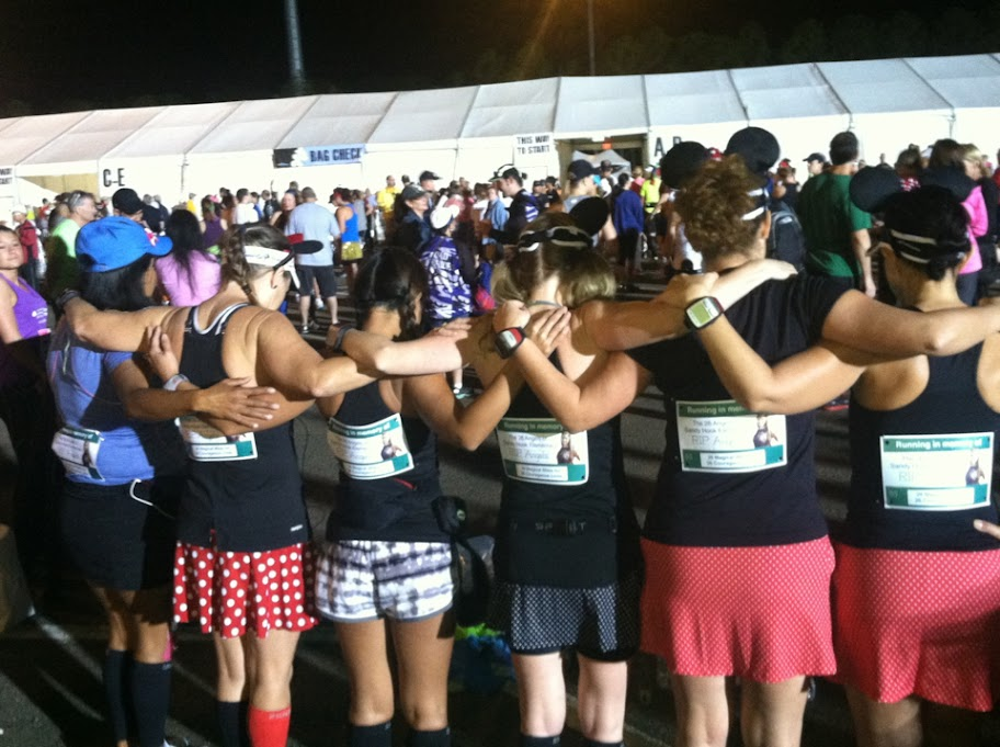 backs2 Disney Marathon 2013 {Recap}