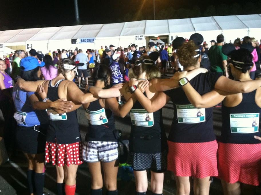 backs2 Disney Marathon 2013 {Recap}