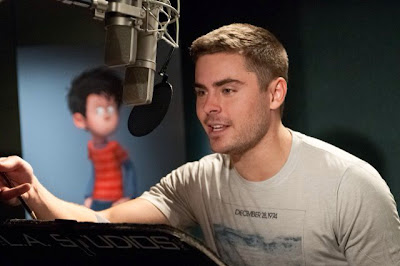 Zac Efron Voicing Ted In The Lorax