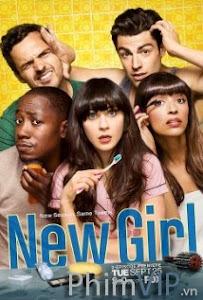 Cô Gái Kỳ Quặc Phần 3 - New Girl Season 3 poster