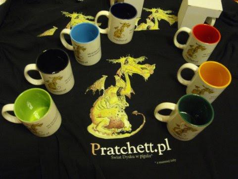 Kubki Pratchett.pl