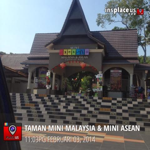 Malacca City Tour Taman Mini Malaysia N Asean Kl Blue Cab
