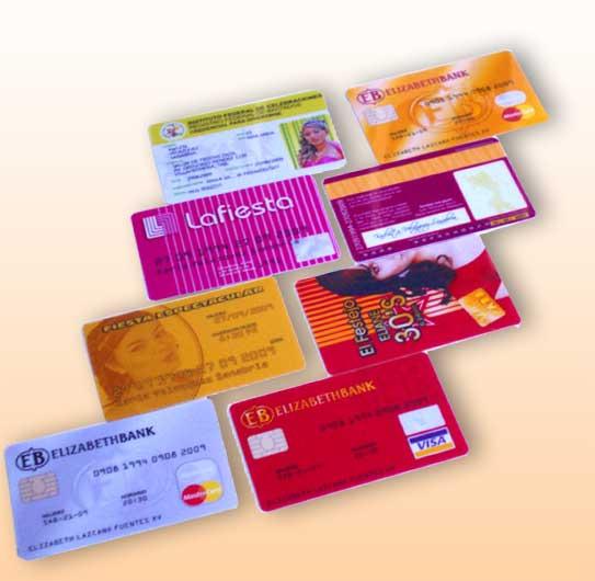 Invitación tarjeta de crédito para 15 años