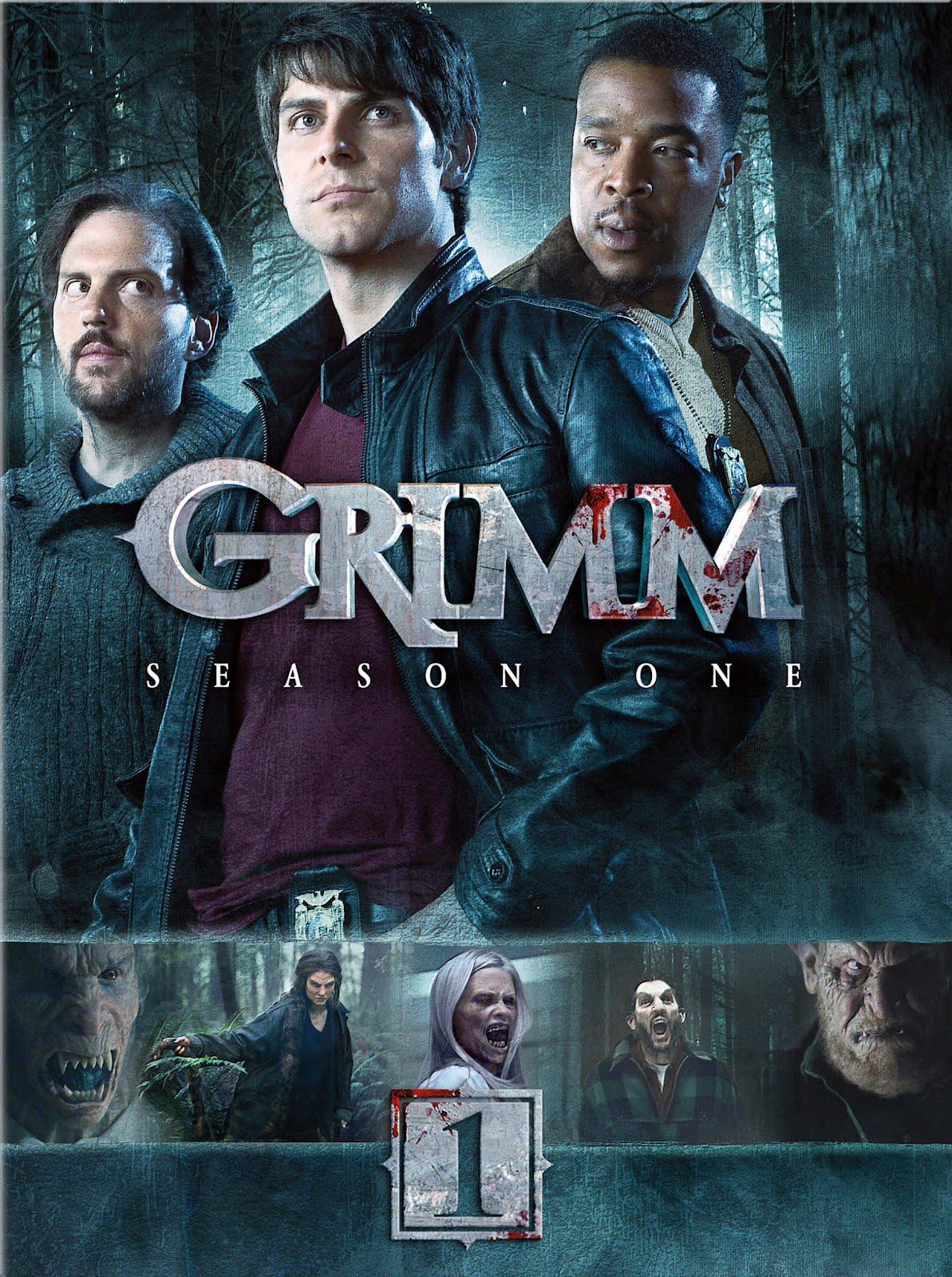 Săn Lùng Quái Vật 1 - Grimm - Season 1