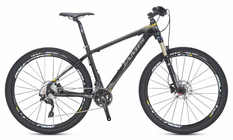 Jamis Nemesis Race 650 hardtail mountain bike