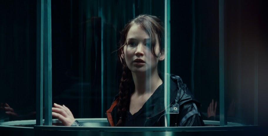 Cine. Los Juegos del Hambre. Katniss