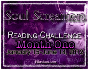 Soul Screamers Reading Challenge
