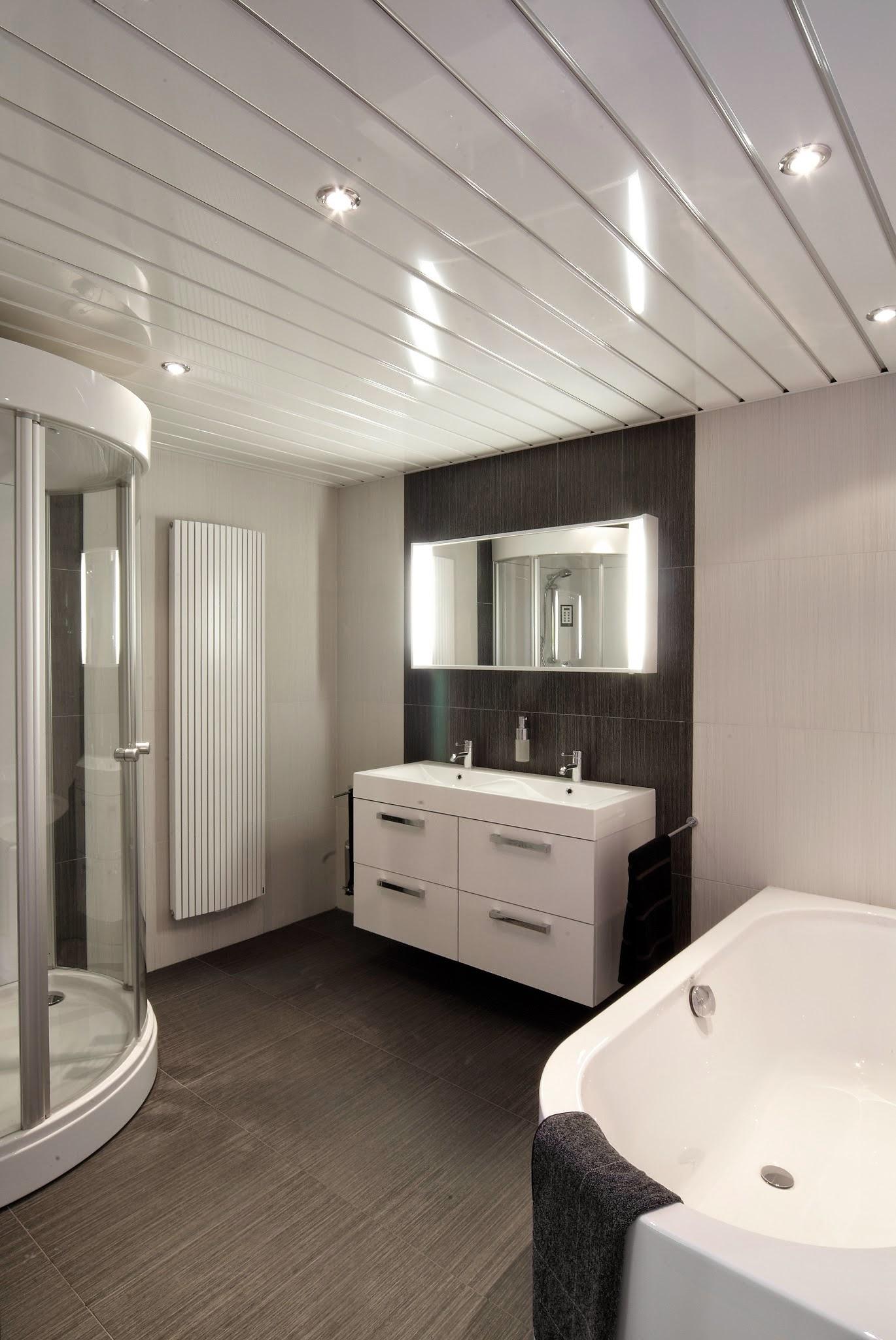 badkamer plafond mdf