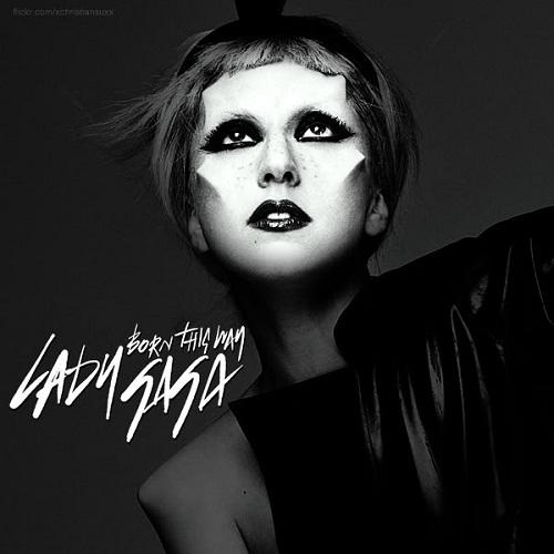 Born This Way by Lady Gaga