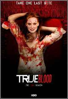 True Blood 7ª Temporada HDTV 720p + Legenda Capa