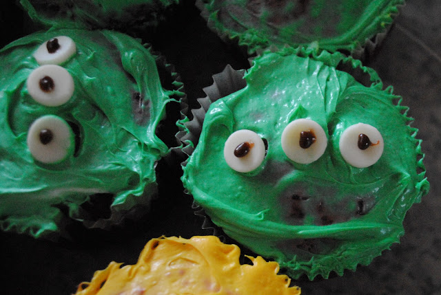 free ben ten cupcake toppers