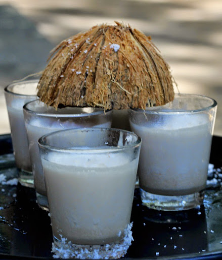 coconut mousse recipe from foodomania