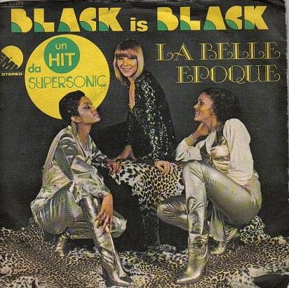 Belle black paris