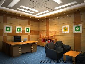 Thiết kế văn phòng 291