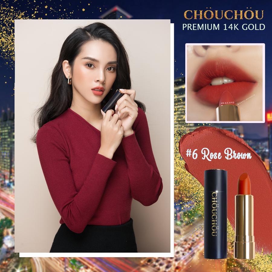 Review Son ChouChou Premium Matte 14K Gold Edition