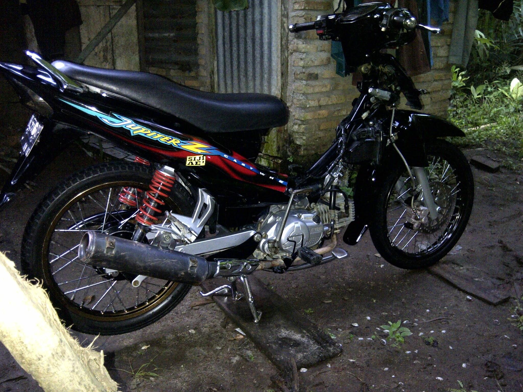 Modif Yamaha Jupiter Lama