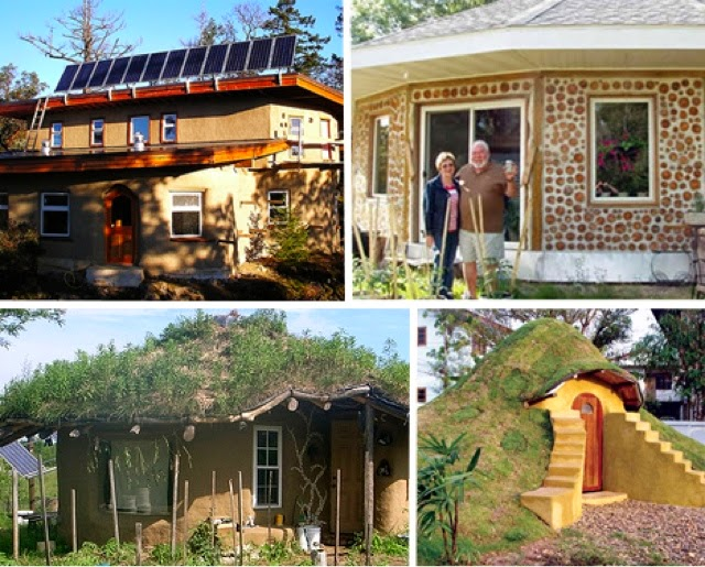 Building Natural Earth Homes