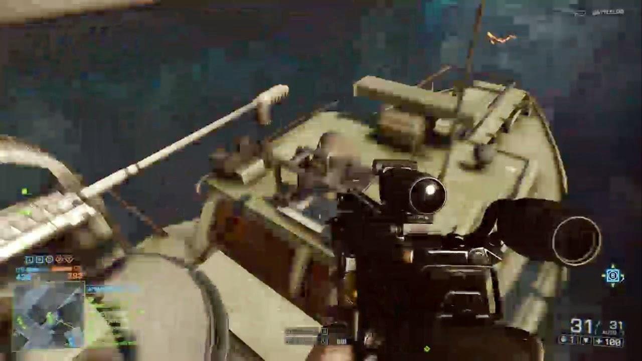 Một số hình ảnh về chế độ Multiplayer của Battlefield 4 - Ảnh 41