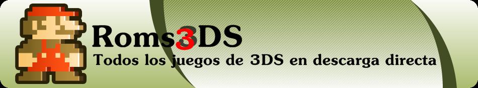 Roms-3DS