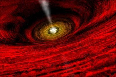 gambar lubang hitam