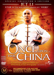 Hoàng Phi Hồng 1-2-3-4 - Once Upon A Time In China I-ii-iii-iw poster