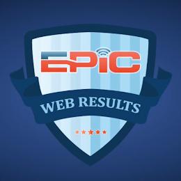 Epic Web Results logo