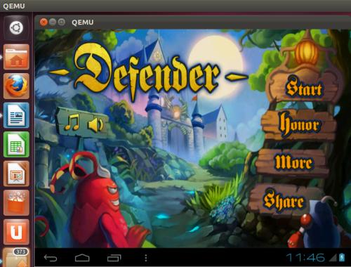 Installare Android 4.0 su Ubuntu attraverso QEMU