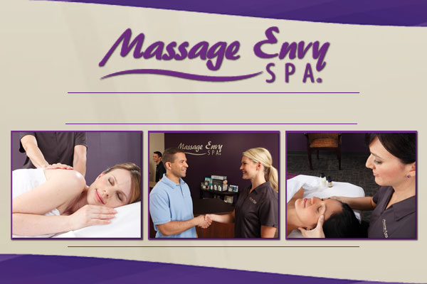 Massage Therapy Columbus OH Massage Envy Spa Bethel Logo