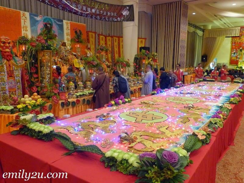 Pu Ti Yan Goddess Madzu Puja