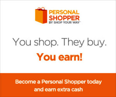 Sears and Kmart Personal Shopper Program