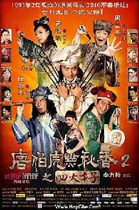 Đường Bá Hổ Và Diễm Thu Hương 2 - Flirting Scholar 2 poster