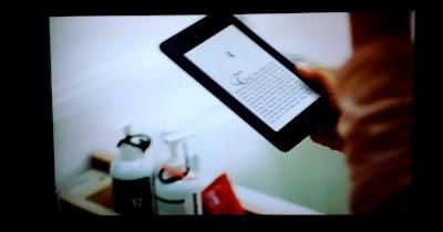 AmazonのTV CM:バックライト搭載Kindle