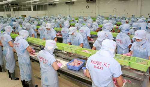 Đơn hàng chế biến thực phẩm cần 12 nữ làm việc tại Hokkaido Nhật Bản tháng 09/2017