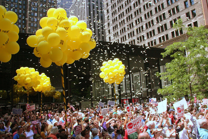 Rally for Religious Freedom Chicago, June 8
