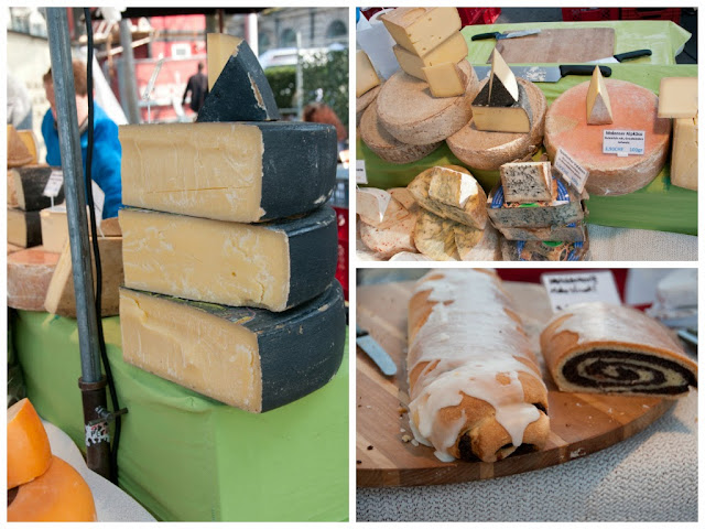 cheese Market Bürkliplatz