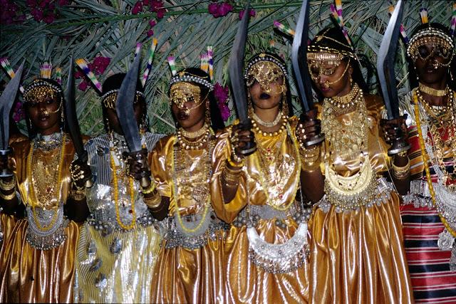 الزواج والافراح فى جيبوتى تتناغم العادات العربية والافريقية (( صور ))Djibouti  005%252520Mariage%252520afars%252520decembre%2525201990