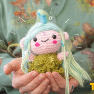 Amigurumi Fairy by The Sun and the Turtle