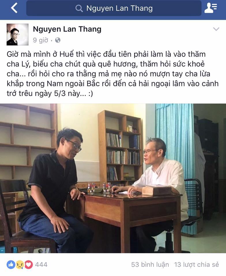 Trong hình ảnh có thể có: 2 người, mọi người đang ngồi và văn bản